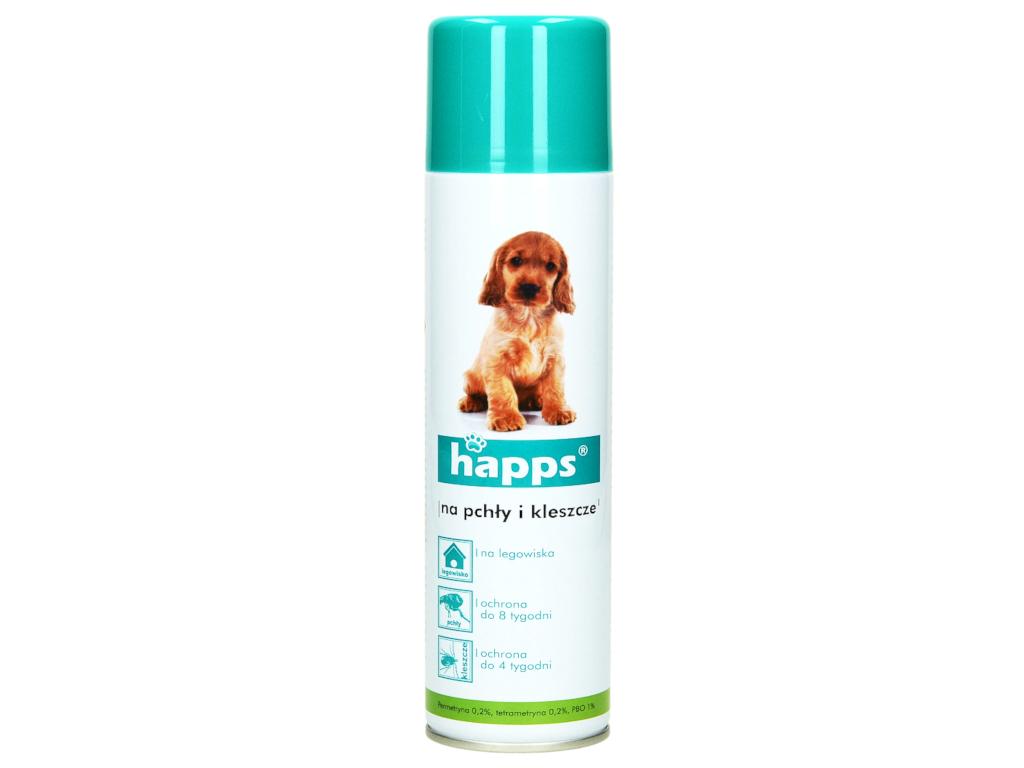 21e945b1d06d Happs Spray na kleszcze dla psów
