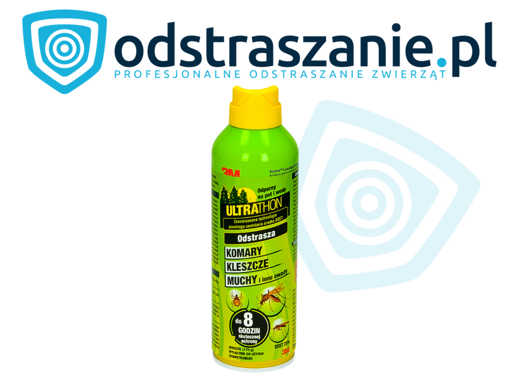 ultrathon spray, ultrathon na komary, ultrathon na kleszcze