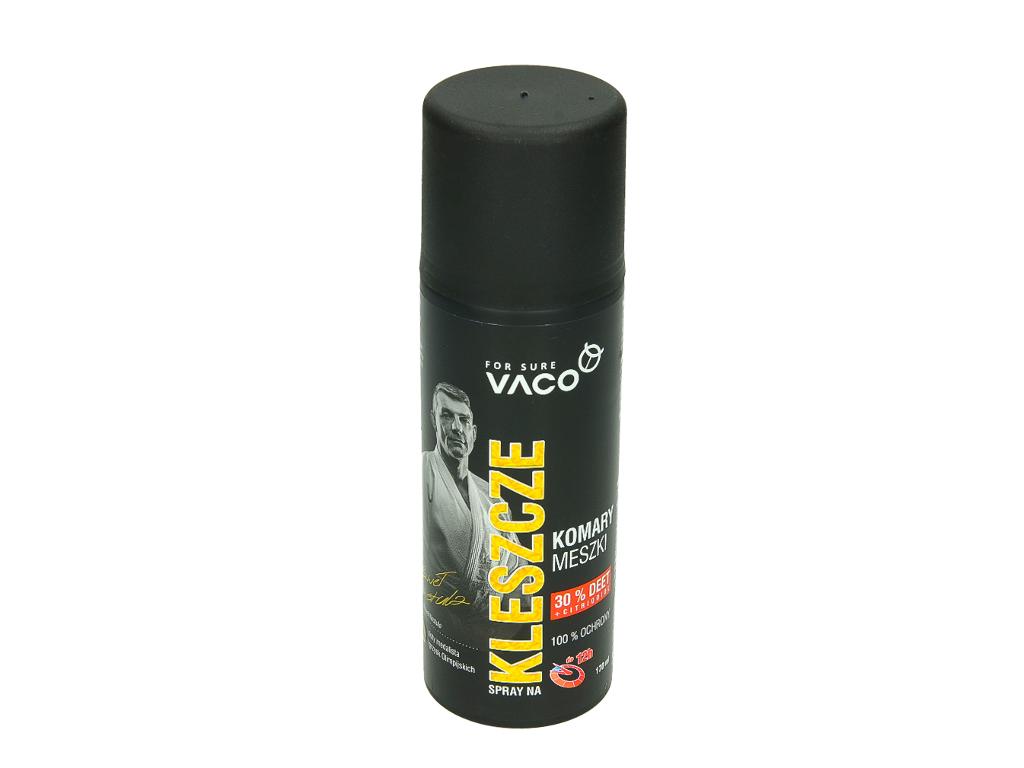 f1e7e7a18843 Preparat na kleszcze Vaco. 30% DEET. Środek na komary i meszki ...
